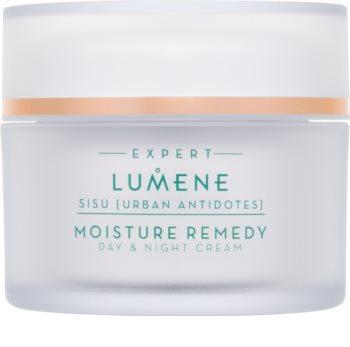 Lumene Sisu [Urban Antidotes] Tages und Nachtkrem für alle Hauttypen